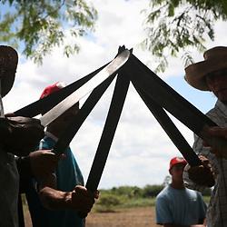 MST landless in Bahia
