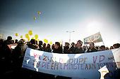 demonstratie tegen bezuinigingen passend onderwijs - demonstration for special education
