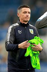 Burnley first team coach Tony Loughlan