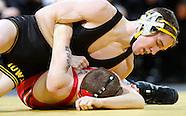 NCAA Wrestling - Southern Illinois Edwardsville at Iowa - January 7, 2011