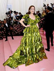 Julianne Moore attending the Metropolitan Museum of Art Costume Institute Benefit Gala 2019 in New York, USA.