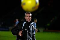 Photo: Alan Crowhurst.<br />Brighton & Hove Albion v Swansea City. Coca Cola League 1. 05/12/2006. Swansea coach Kenny Jackett.
