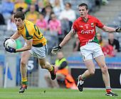 Meath v Mayo - All-Ireland MFC Semi-Final 2012