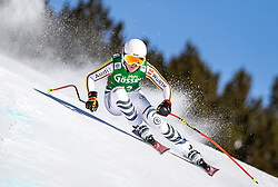 09.01.2021, Kandahar Strecke, St. Anton, AUT, FIS Weltcup Ski Alpin, Abfahrt, Damen, im Bild Kira Weidle (GER) // in action during her run for the women downhill race of FIS ski alpine world cup at the Kandahar Strecke in St. Anton, Austria on 2021/01/09. EXPA Pictures © 2020, PhotoCredit: EXPA/ Erich Spiess