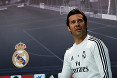 Real Madrid Press Conference and Training - 26 Feb 2019