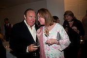 ANDREW NEIL; VICTORIA MATHER, Book launch party for the paperback of Nicky Haslam's book 'Sheer Opulence', at The Westbury Hotel. London. 21 April 2010