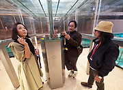 """58th Art Biennale Venice """"May You Live in Interesting Times"""" curated by Ralph Rugoff. Indonesia. Handiwirman Saputra and Syagini Ratna Wulan, """"Lost Verses"""". Smoking booth."""
