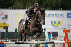 Hemeryck Rik (BEL) - Quarco De Kerambars<br /> Belgisch Kampioenschap Kapellen 2009<br /> Photo © Dirk Caremans