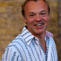 LONDON, ENGLAND - SEPTEMBER 08:  Graham Norton attends book launch party for Charles Saatchi's 'My Name Is Charles Saatchi And I Am An Artoholic' at Saatchi Gallery on September 8, 2009 in London, England.  (Photo by Marco Secchi/Getty Images)