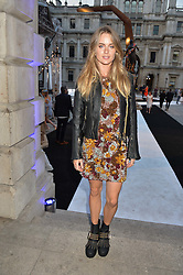 CRESSIDA BONAS at the Royal Academy of Arts Summer Exhibition Preview Party at The Royal Academy of Arts, Burlington House, Piccadilly, London on 7th June 2016.