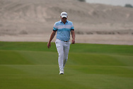 James Sugrue (AM)(IRL) on the 9th during Round 1 of the Oman Open 2020 at the Al Mouj Golf Club, Muscat, Oman . 27/02/2020<br /> Picture: Golffile | Thos Caffrey<br /> <br /> <br /> All photo usage must carry mandatory copyright credit (© Golffile | Thos Caffrey)