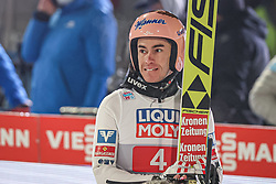 06.01.2021, Paul Außerleitner Schanze, Bischofshofen, AUT, FIS Weltcup Skisprung, Vierschanzentournee, Bischofshofen, Finale, im Bild Stefan Kraft (AUT) // Stefan Kraft (AUT) during the final of the Four Hills Tournament of FIS Ski Jumping World Cup at the Paul Außerleitner Schanze in Bischofshofen, Austria on 2021/01/06. EXPA Pictures © 2020, PhotoCredit: EXPA/ Tadeusz Mieczynski
