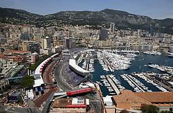 May 26, 2018 - Monte Carlo, Monaco - Motorsports: FIA Formula One World Championship 2018, Grand Prix of Monaco, ..#77 Valtteri Bottas (FIN, Mercedes AMG Petronas Motorsport) (Credit Image: © Hoch Zwei via ZUMA Wire)
