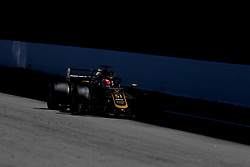 May 14, 2019 - Montmelo, Spain - PIETRO FITTIPALDI test driver of Rich Energy Haas F1 Team during the Formula 1 in season testing at Circuit de Barcelona-Catalunya in Montmelo, Spain. (Credit Image: © James Gasperotti/ZUMA Wire)