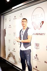 Ibiza: Cristiano Ronaldo at the Zela - 17 July 2017