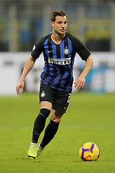 February 3, 2019 - Milan, Milan, Italy - Cedric Soares #21 of FC Internazionale Milano in action during the serie A match between FC Internazionale and Bologna FC at Stadio Giuseppe Meazza on February 3, 2019 in Milan, Italy. (Credit Image: © Giuseppe Cottini/NurPhoto via ZUMA Press)