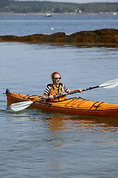 Samantha Mccracking Kayaking