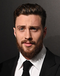 The cast of 'Nocturnal Animals' attend a special screening of the Tom Ford film in Los Angeles. 11 Nov 2016 Pictured: Aaron Taylor-Johnson. Photo credit: American Foto Features / MEGA TheMegaAgency.com +1 888 505 6342