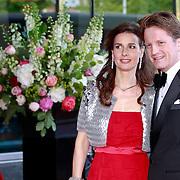 NLD/Amsterdam/20110527 - 40ste verjaardag Prinses Maxima, Prinses Anita en Prins Pieter-Christiaan