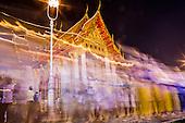 Makha Bucha Day in Bangkok