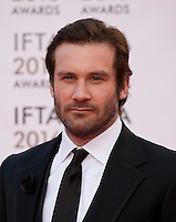 Actor Clive Standen at the IFTA Film & Drama Awards (The Irish Film & Television Academy) at the Mansion House in Dublin, Ireland, Saturday 9th April 2016. Photographer: Doreen Kennedy