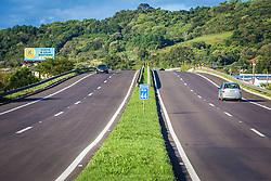 Banco de imagens das rodovias administradas pela EGR - Empresa Gaúcha de Rodovias. Obra em execução na ERS-239 Novo Hamburgo - Rolante pista dupla Km 43-44. FOTO: Jefferson Bernardes/ Agencia Preview