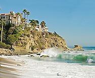 Laguna Beach, California, Aliso Beach, Skim Boarding,  Aliso Beach, Laguna Beach is known for having the best skimboarding beaches in the world. The beaches are long and the waves breach close to shore.
