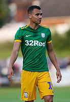 Preston North End's Graham Burke in action<br /> <br /> Photographer Alex Dodd/CameraSport<br /> <br /> Football Pre-Season Friendly - Chorley v Preston North End - Tuesday July 16th 2019  - Victory Park - Chorley<br /> <br /> World Copyright © 2019 CameraSport. All rights reserved. 43 Linden Ave. Countesthorpe. Leicester. England. LE8 5PG - Tel: +44 (0) 116 277 4147 - admin@camerasport.com - www.camerasport.com