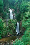 Cascade De La Virgin, Cohaique, Region de Aisen, Patagonia, Chile<br />