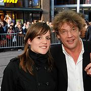 NLD/Amsterdam/20070522 - Premiere Pirates Of The Caribbean 3, Henk Westbroek en dochter Chrissie