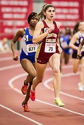 500, Boston College, 75, Boston University John Terrier Invitational Indoor Track and Field