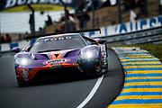 June 10-16, 2019: 24 hours of Le Mans. 85 KEATING MOTORSPORTS, FORD GT, Ben KEATING, Jeroen BLEEKEMOLEN, Felipe FRAGA, WYNN RACING