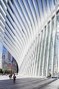 The Oculus   Calatrava Architects   New York City