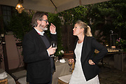 OLAFUR ELIASSON; JEMMA READ  BLOOMBERG LUNCH, METROPOLE HOTEL, . Venice Biennale, 10 May 2017