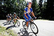 Philippe Gilbert (BEL - QuickStep - Floors) during the 105th Tour de France 2018, Stage 11, Alberville - La Rosiere Espace Bernardo (108,5 km) on July 18th, 2018 - Photo Luca Bettini / BettiniPhoto / ProSportsImages / DPPI
