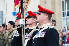 2012-11-13_Light Dragoons Op Herrick 16  Parade Barnsley