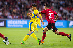 Amedej Vetrih of NK Domzale during 1st Leg football match between FC Freiburg and NK Domzale in 3rd Qualifying Round of UEFA Europa League 2017/18, on July 27, 2017 in Schwarzwald Stadion, Freiburg, Germany. Photo by Ziga Zupan / Sportida