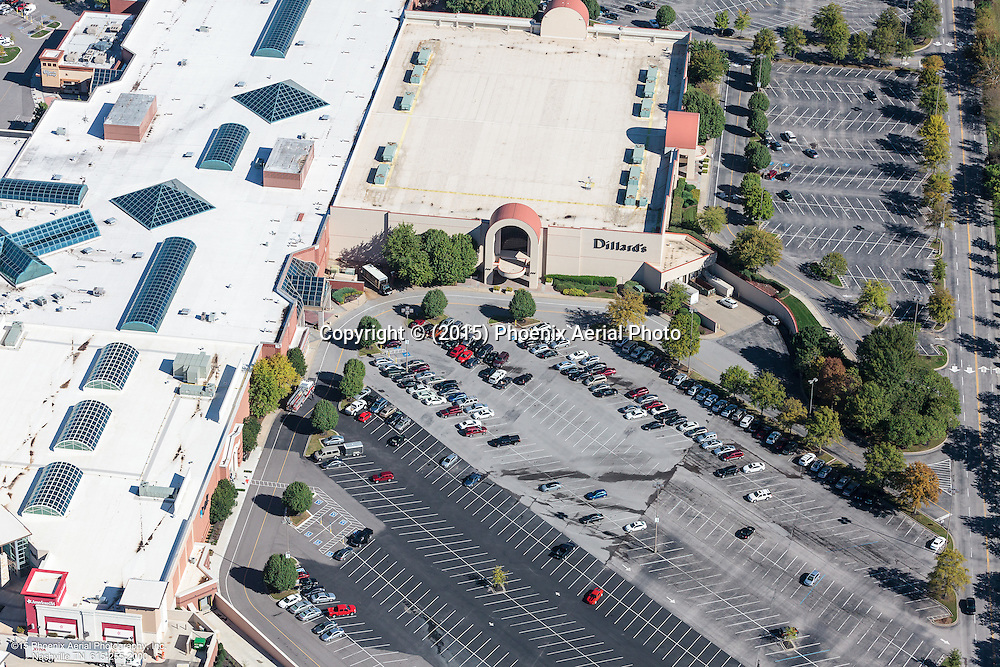 Dillard's at The CoolSprings Galleria Mall in Franklin Tennessee.