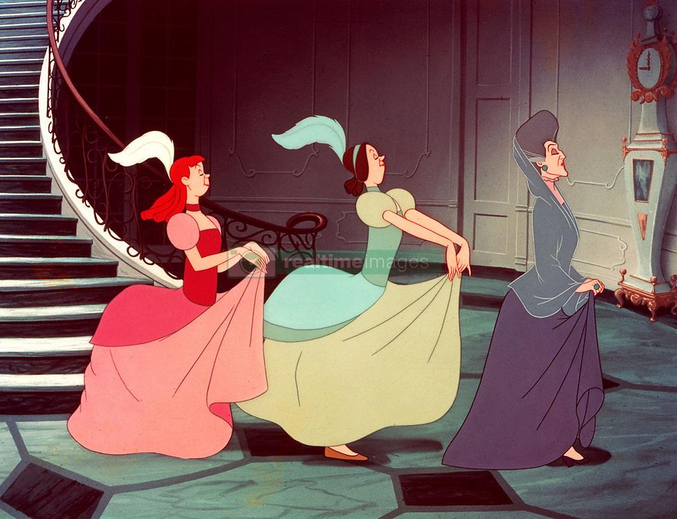 Feb 15, 1950; Hollywood, CA, USA; Scene from the Walt Disney Pictures animated fantasy musical, 'Cinderella.'  (Credit Image: © Walt Disney Pictures/Entertainment Pictures/ZUMAPRESS.com)