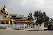 Myanmar Shan state Keng Tung AKA Chiang Tung, Noi Naw Pagoda