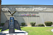 Donald and Peggy Cravens Hangar at Palm Springs Air Museum