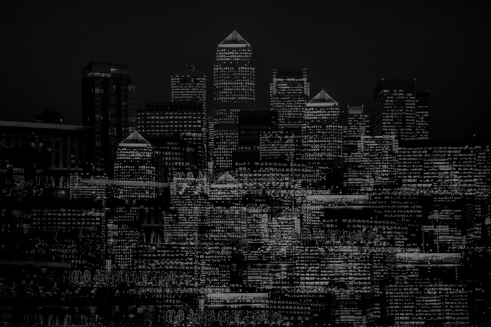 Fine art Photography<br /> Dark cityscape, London<br /> <br /> 20 x 30 cm - Numbered Limited Edition of 25 <br /> 30 x 45 cm - Numbered Limited Edition of 25 <br /> 50 x 75 cm - Numbered Limited Edition of 12<br /> <br /> Printed at professional lab in Milan on Hahnemühle Photo Rag papers.<br /> <br /> They all come signed and numbered.<br /> <br /> Frame NOT included.<br />  <br /> Shipment<br /> Make sure that the address of delivery is correct and that you have given all the elements necessary to identify the exact delivery address (name/number on the intercom, preferred delivery times, staircase, unit/suite, mobile phone number for quick contact, etc).<br /> Once the print is ready, It will be shipped via courier and you will receive a tracking number. Please allow up to one week to fulfil the order plus 2 to 5 business days for delivery (depending on location).<br /> <br /> Handling the print <br /> On receipt, take care in removing it from the cardboard or the tube. I recommend that you take it straight to a framer to ensure optimal condition. Each print has a white paper border to allow the framer to handle the print and for protection during transport.<br /> <br /> Prices<br /> Pricing is for print only. Frame is only for illustration purpose and NOT included. Sizes other than those listed are available on request. Framing options are also available on request. As these are Limited Editions, prices may rise as availability decreases.<br /> <br /> Returns<br /> In the unfortunate event that the print arrives damaged (and that you can show that it was damaged before arrival), please make contact and send it back to me within 14 days, I will replace it on receipt of the damaged print back to me.<br /> <br /> Message me for questions about crops, sizes, papers, prints, deliveries or framing. <br /> Email: pcruciatti@gmail.com or whatsapp +39.335.6263208