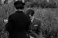 "Staring olivia williams,Steven Mackintosh Pictures Jack Ludlam 07979 738381 ITV War time drama "" Halcyon "" sunday 9 may 2016 <br />  (credit image©Jack Ludlam)"
