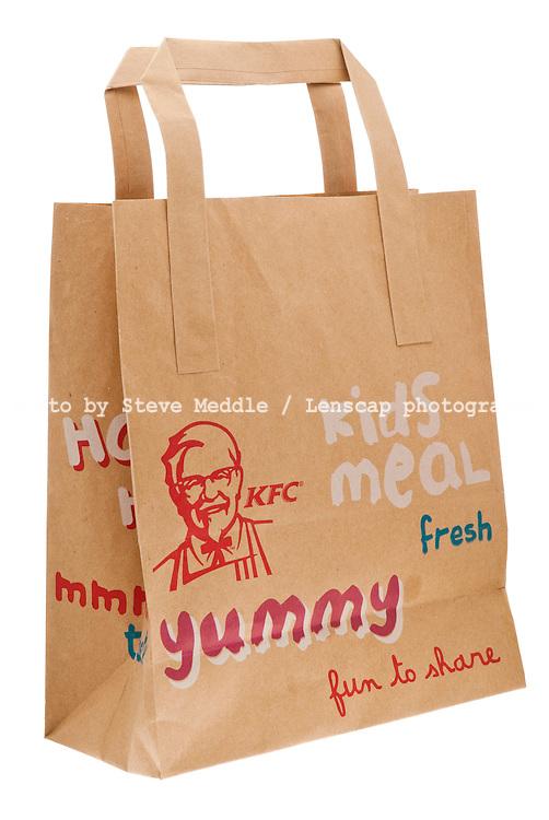 KFC Kids Meal to Take Away - 2011