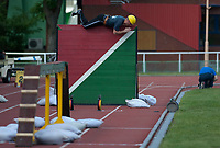 28.05.2012 Bialystok N/z XIV Mistrzostwa Wojewodztwa Podlaskiego w Sporcie Pozarniczym fot Michal Kosc / AGENCJA WSCHOD