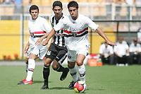 20100125: SAO PAULO, BRAZIL - Sao Paulo FC vs Santos - Sao Paulo Youth Cup 2010 Final. Sao Paulo FC won on the penalty shootout. In picture: Lucas Gaucho (Sao Paulo). PHOTO: CITYFILES