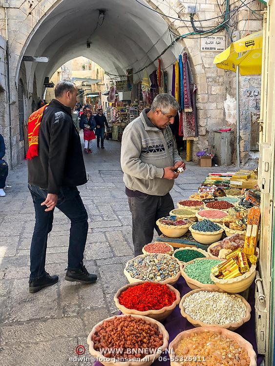 ISR/Jeruzalem/20180308 - Vakantie Israel