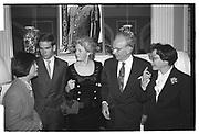 LACHLAN MURDOCH, ANNA MURDOCH, RUPERT MURDOCH, MADAME DENG MAO MAO, , Deng Xiaxoping  book party, Waldorf Towers 15 feb 95