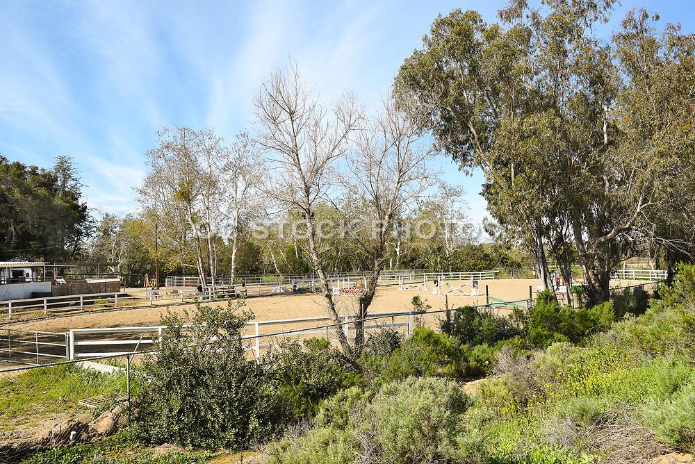 Peacock Hill Equestrian Center at Irvine Regional Park