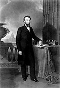President Abraham Lincoln. 16th President of the United States of America.